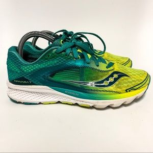 Saucony Kinvara 7 Running Shoes Womens size 8
